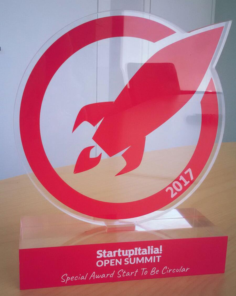 premio Start2BeCircular