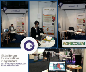 Agricolus at GFIA 2017