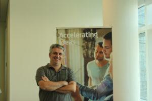 Andrea Cruciani, CEO di Agricolus