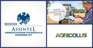 Agricolus enters Assintel, national association of ICT companies.