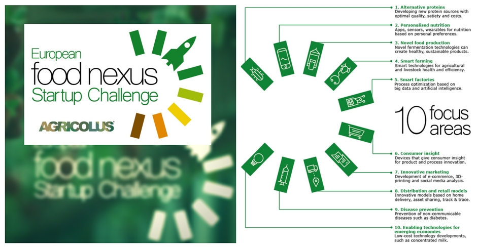 Agricolus at European Startup Challenge organised by FoodNexus