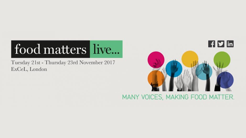 Food Matters Live, la 4a edizione ritorna all'ExCel di Londra