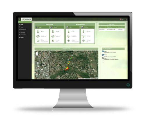 Schermata di Dashboard