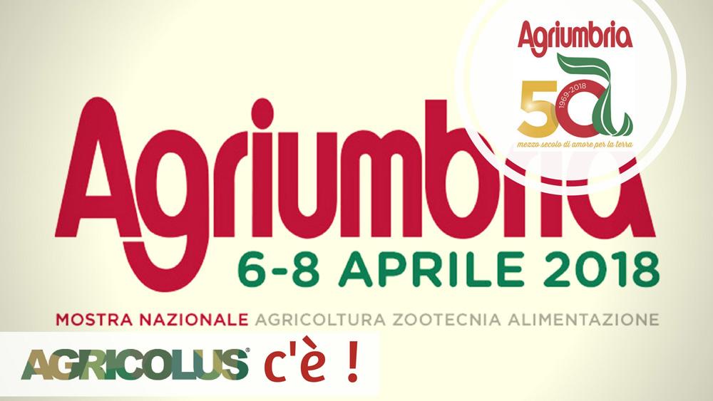 Intervento di Agricolus a Agriumbria 2018