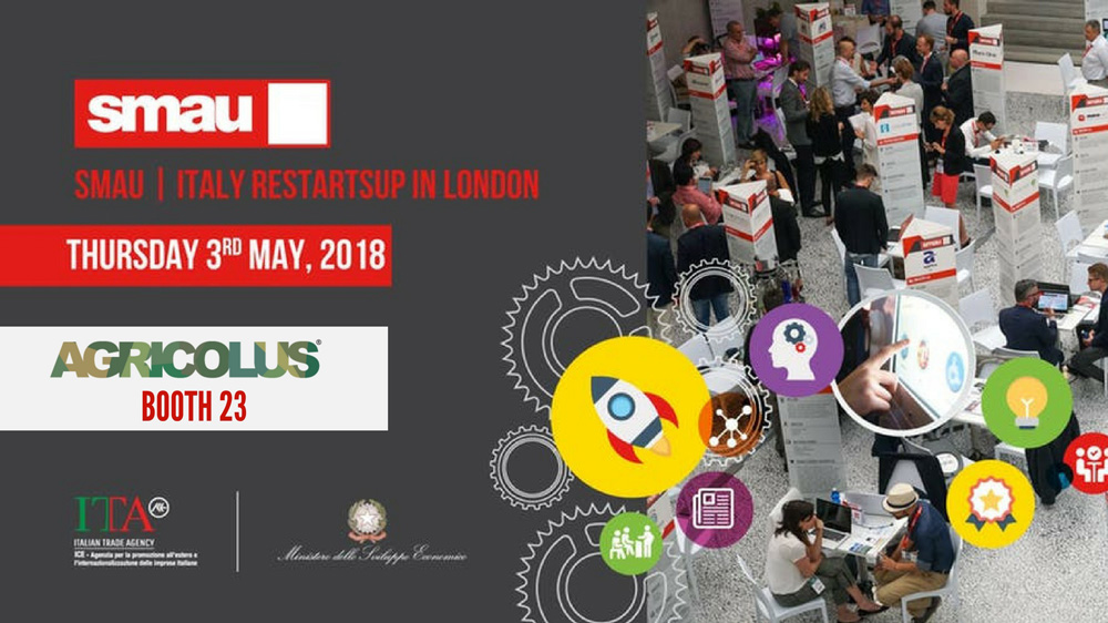 Agricolus-at-SMAU-London-2018---booth-23