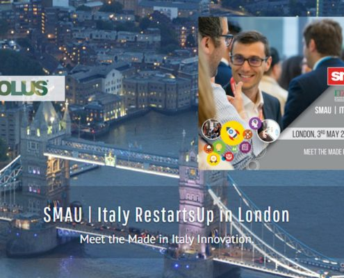 SMAU London 2018 - Agricolus