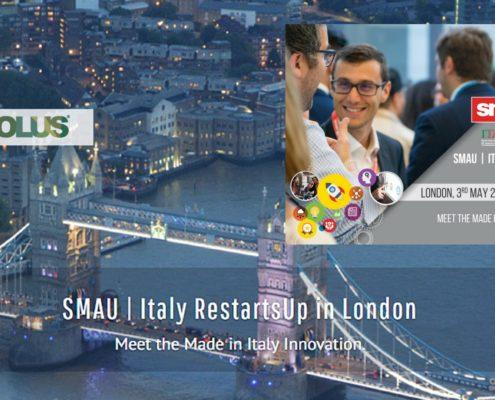 SMAU London 2018 - Agricolus