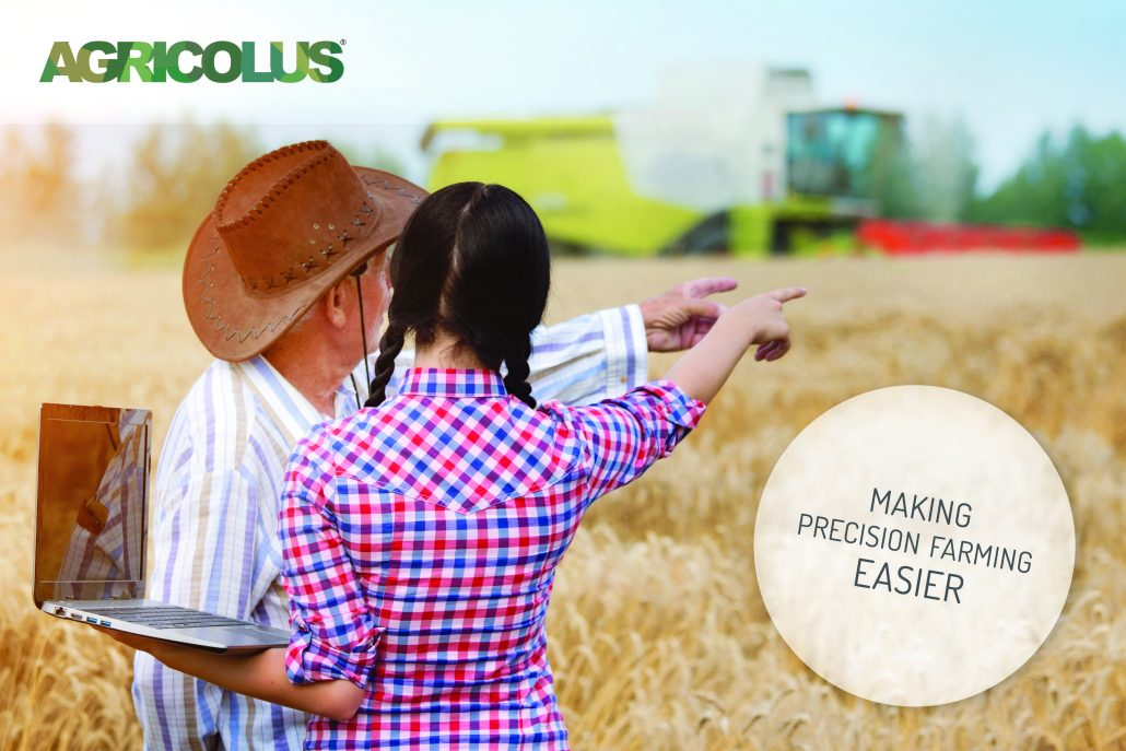 Agricolus Essential - piattaforma per l'agricoltura di precisione