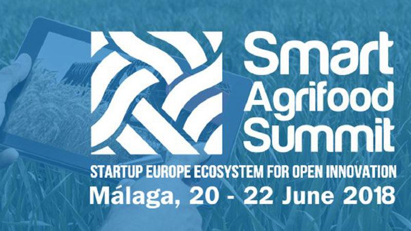 Smart Agrifood Summit Malaga