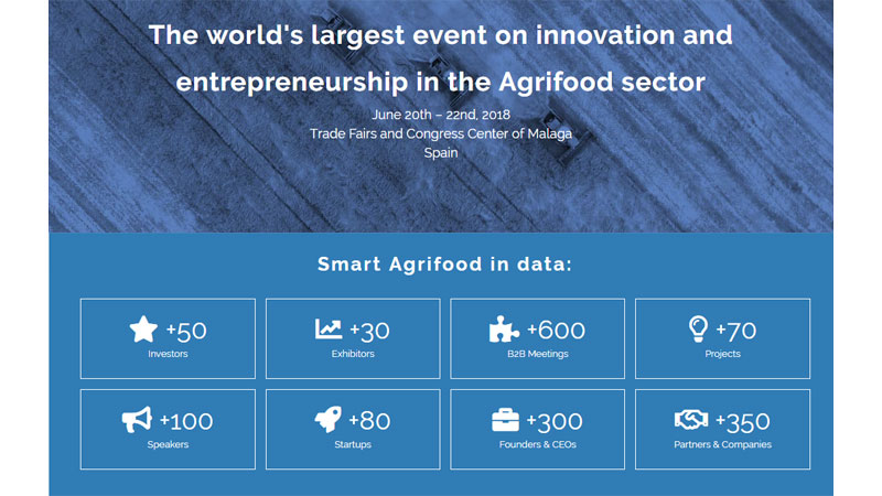 Smart Agrifood in data