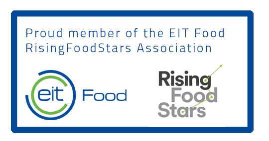 Logo EIT Food RisingFoodStar