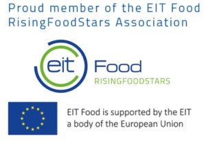 logo EIT Food RsingFoodStars