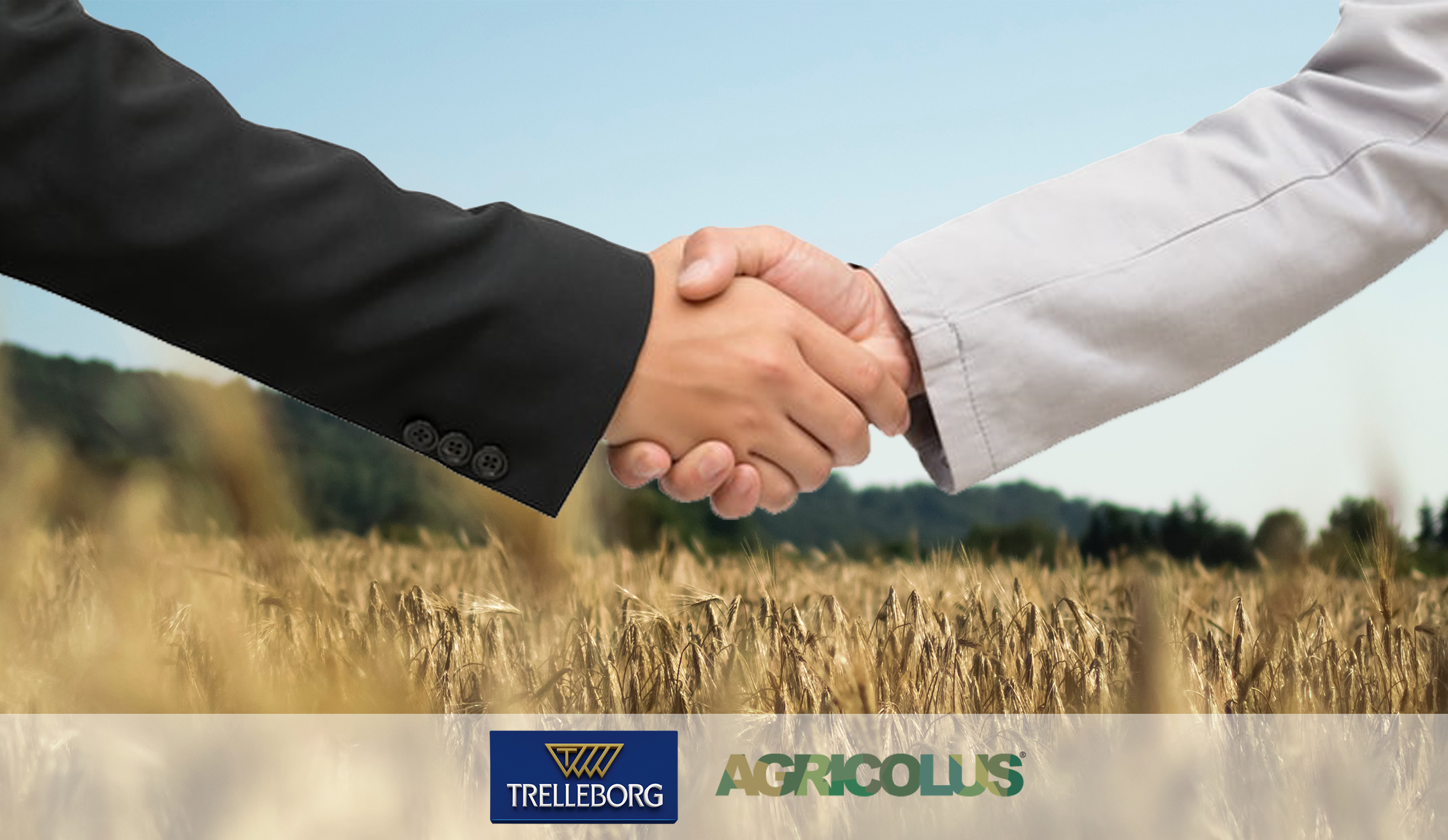 Trelleborg announces the partnership with Agricolus at Agritechnica 2019