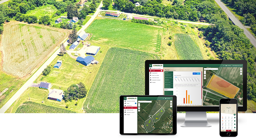 Managing and monitoring several farms: how to do it?