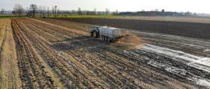 field fertilization