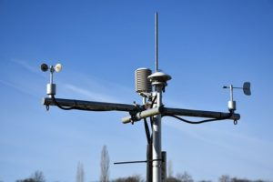 physical weather station